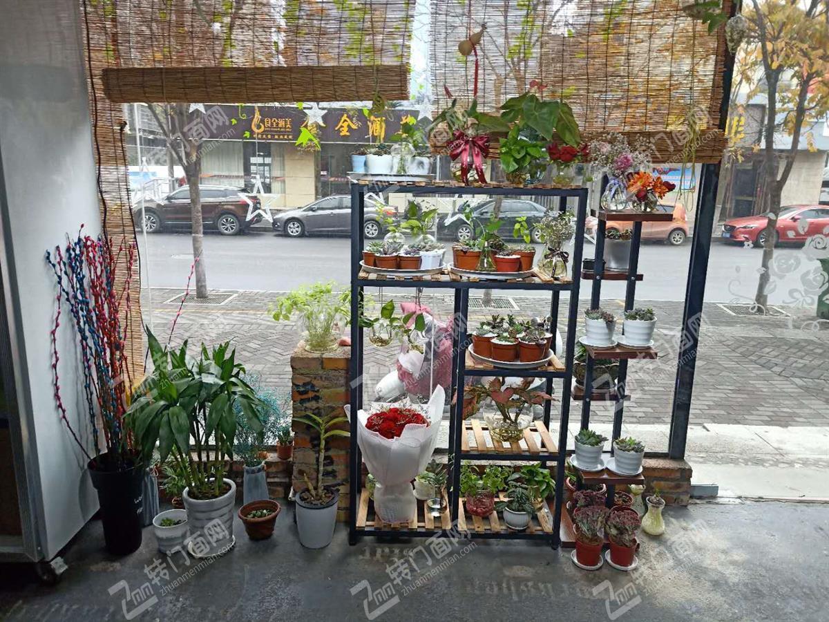 棕榈岛水疗会所旁花艺店低价急转,也可空转做其他行业