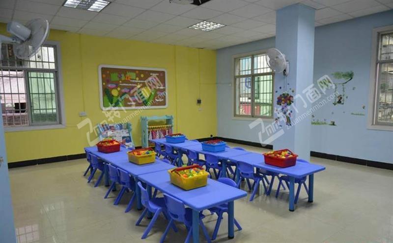 赣州上犹县城盈利中有证幼儿园转让