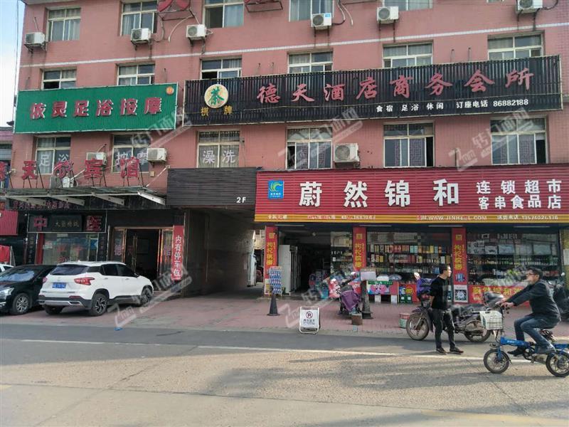 黄兴镇整栋出租两层500平一楼两个门面《可单租》