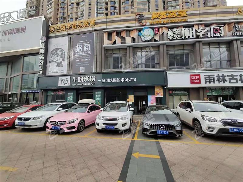 新区华泓智乐广场商场门口火锅店转让