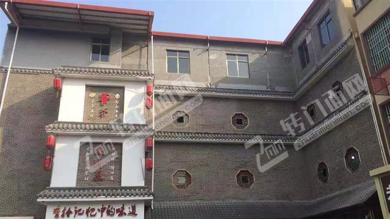 上海北路青山湖隧道口沿街商铺整栋可整租可分租