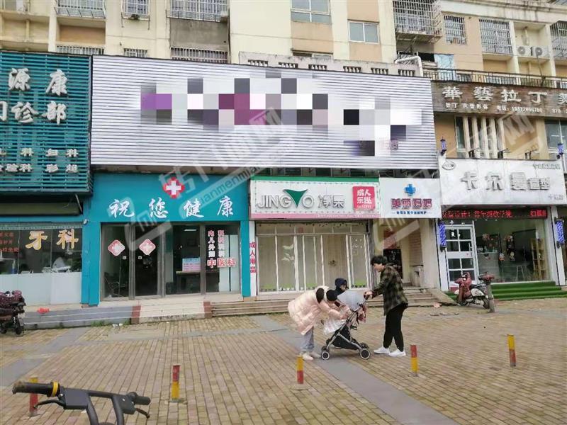 西湖朝阳洲云飞路与丹桂路交叉口店面招租