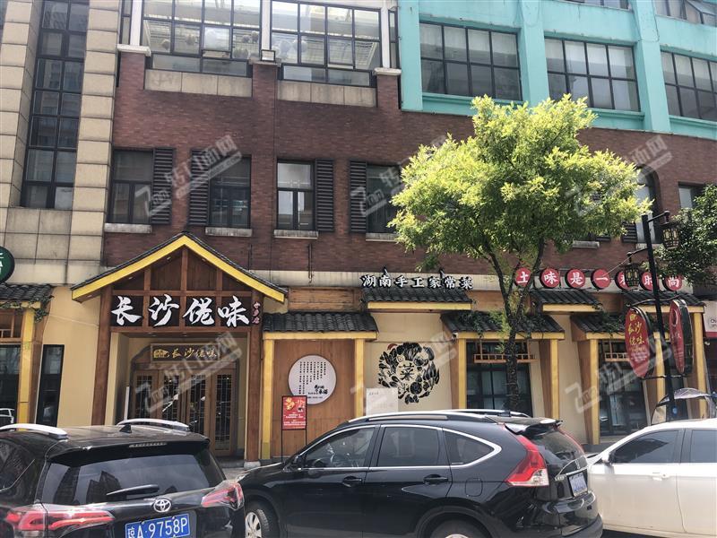 急转宁乡天虹广场494平餐饮店