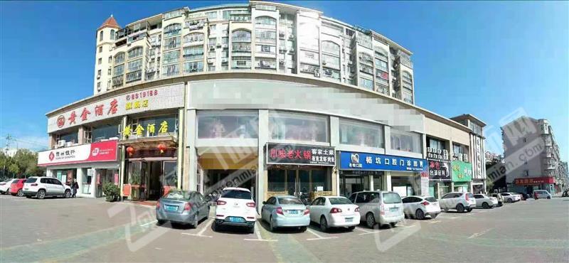 杨坑赣州银行旁大型店面空店转让 (行业不限)